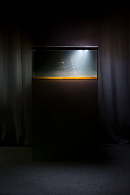 Exhibition view, 104, Paris - © kamel mennour