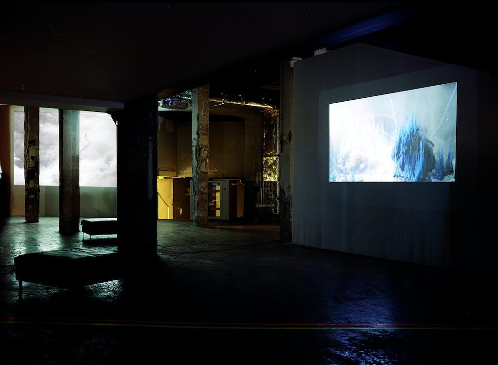 Exhibition view, Palais de Tokyo, Paris - © kamel mennour