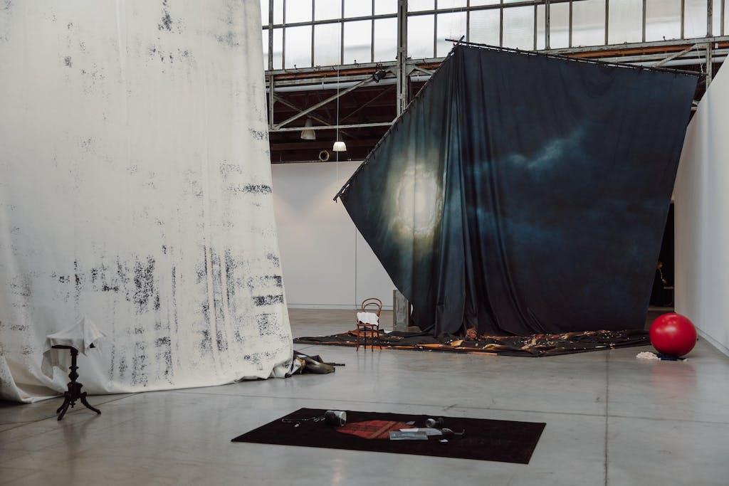 Exhibition view, BPS22, Charleroi - © kamel mennour