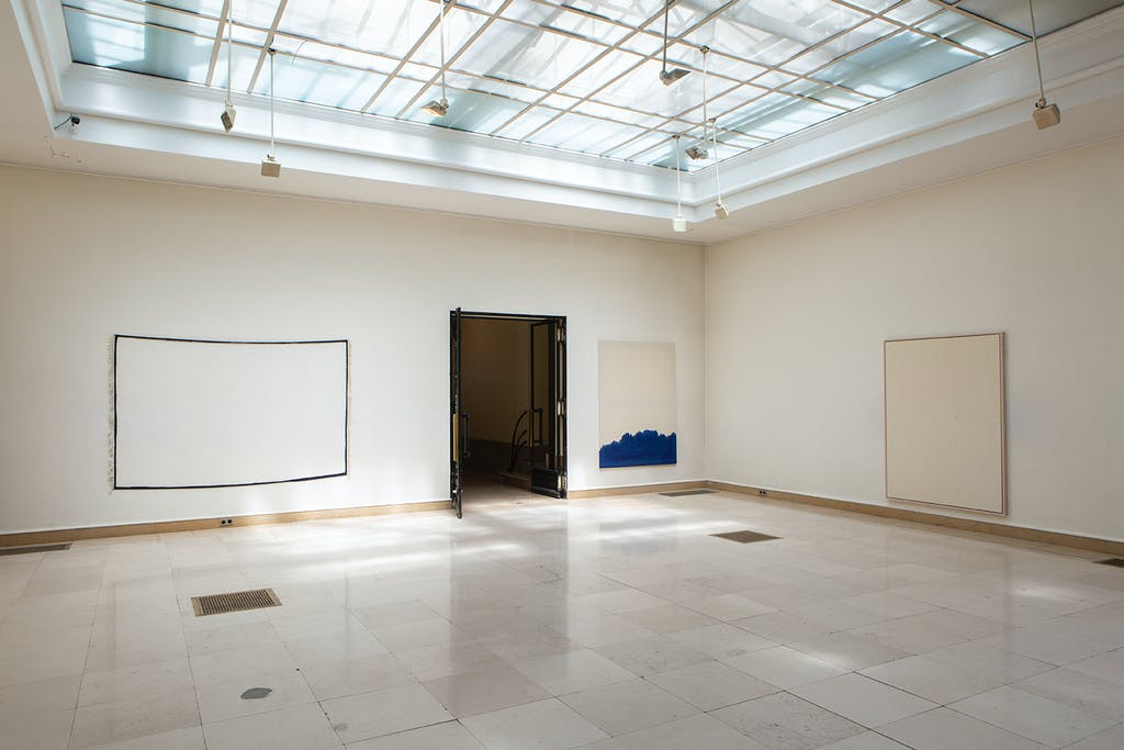 Exhibition view, Galerie Bernheim-Jeune, Paris - © kamel mennour