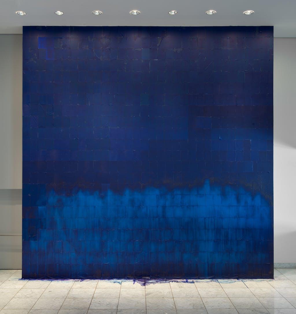 Exhibition view, Hammer Museum, Los Angeles - © kamel mennour