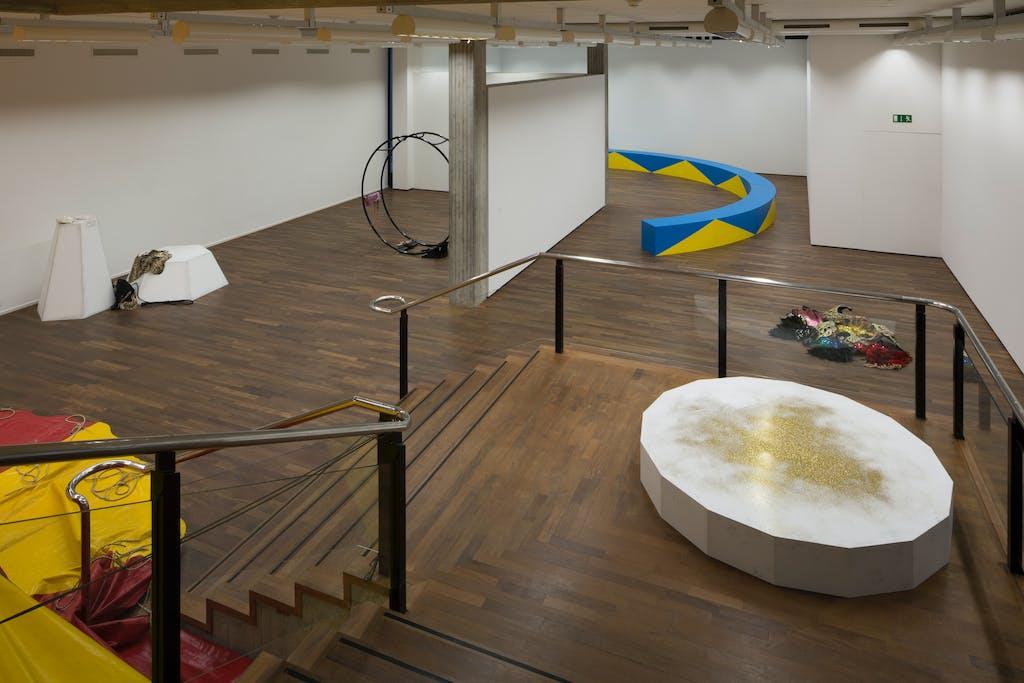 Exhibition view, Kunsthaus Zurich - © kamel mennour