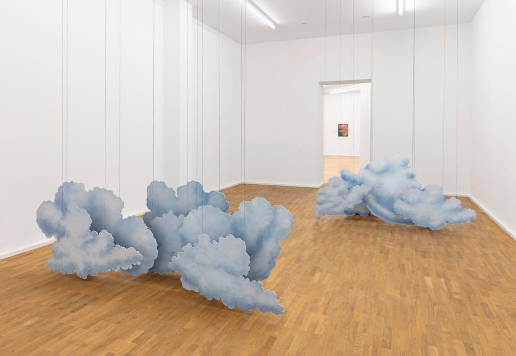 Exhibition view, Museum für Gegenwartskunst, Siegen - © kamel mennour
