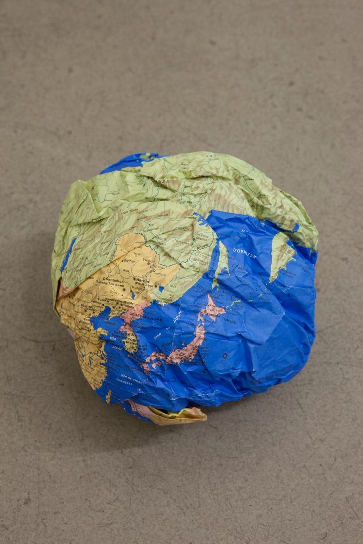 Globus L - © kamel mennour