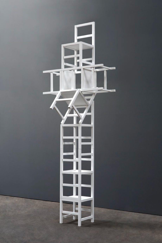 Untitled (Seven Chairs) - © kamel mennour