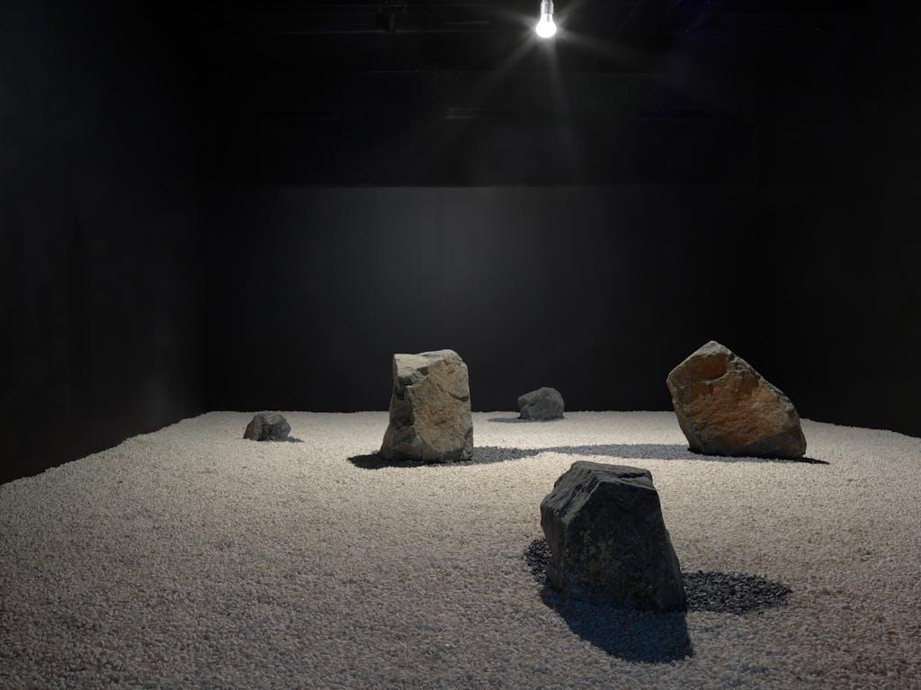 Exhibition view, CCCOD, Tours - © kamel mennour