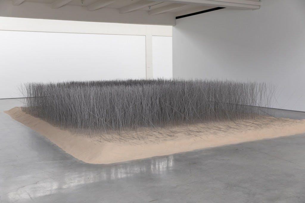 Exhibition view, Dia:Beacon, New York - © kamel mennour