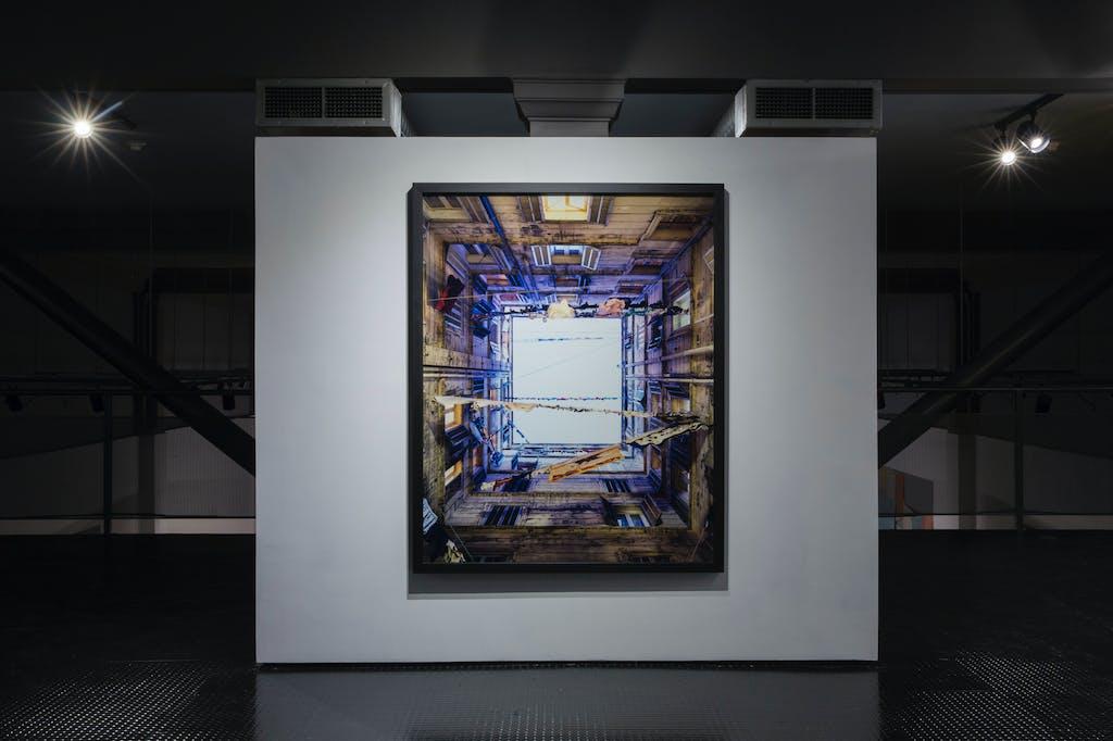 Exhibition view, California Museum of Photography, Riverside - © kamel mennour