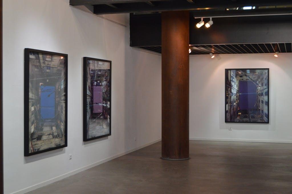 Exhibition view, Institut Français d'Espagne, Madrid - © kamel mennour