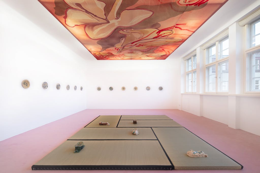 Exhibition view, Museum Frieder Burda - Salon Berlin - © kamel mennour