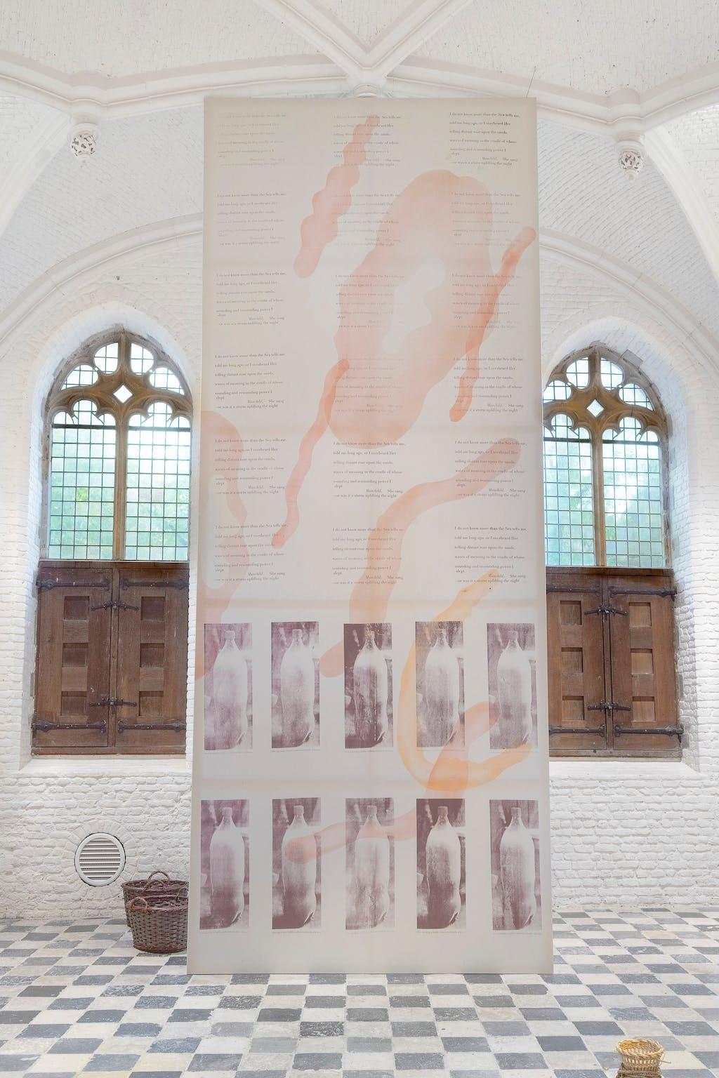 Exhibition view, Vleeshal, Middelburg - © kamel mennour