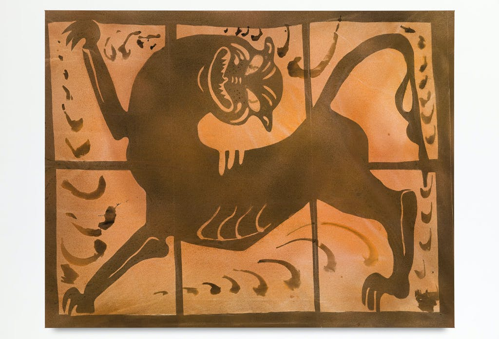 Tyger Dream, Leach and Blake - © kamel mennour