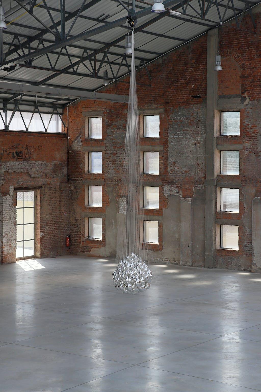 Exhibition view, Halle Verrière, Meisenthal - © kamel mennour