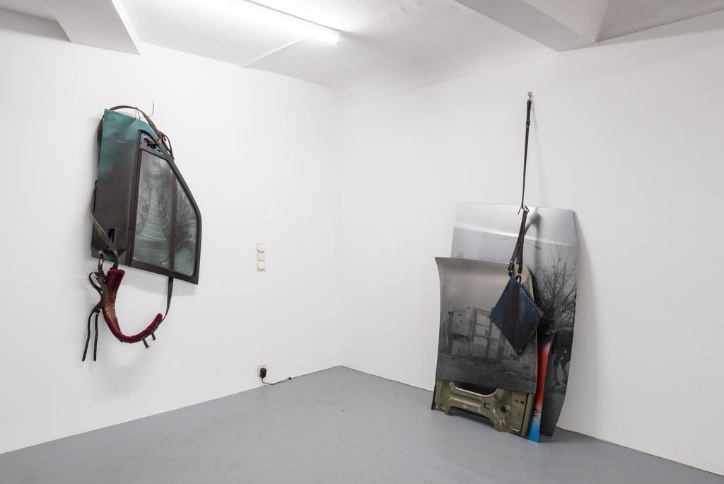 Exhibition view, Basis, Frankfurt - © kamel mennour