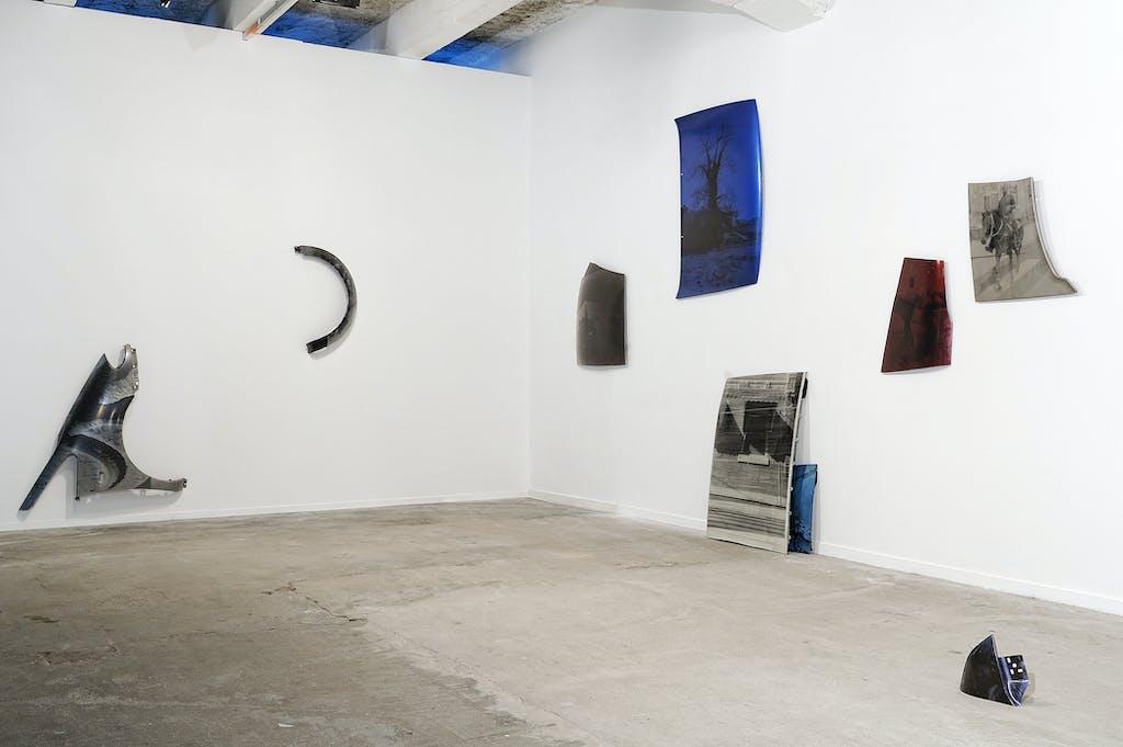 Exhibition view, Biennale de Lyon - © kamel mennour