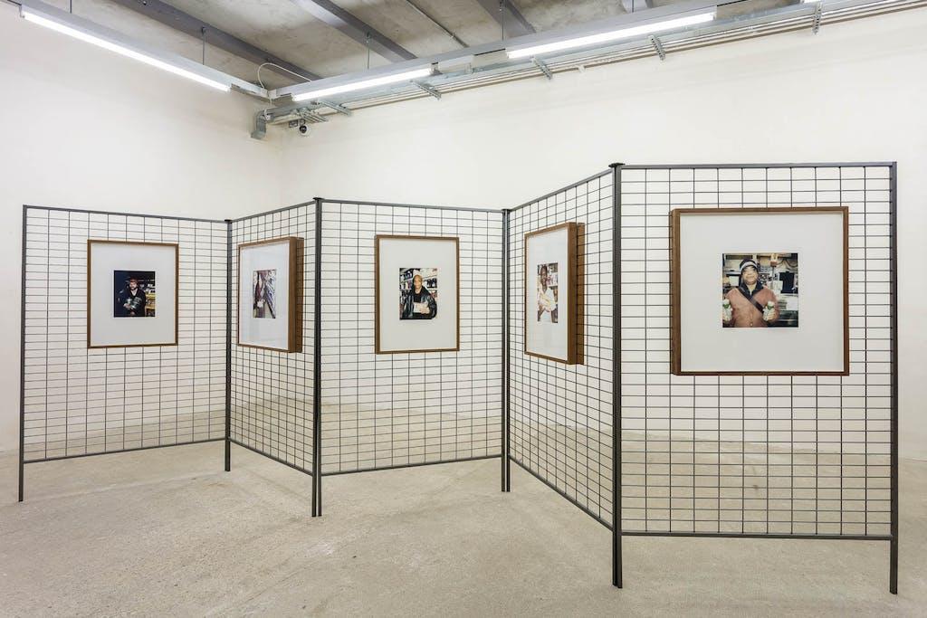 Exhibition view, Goldsmiths CCA, London - © kamel mennour