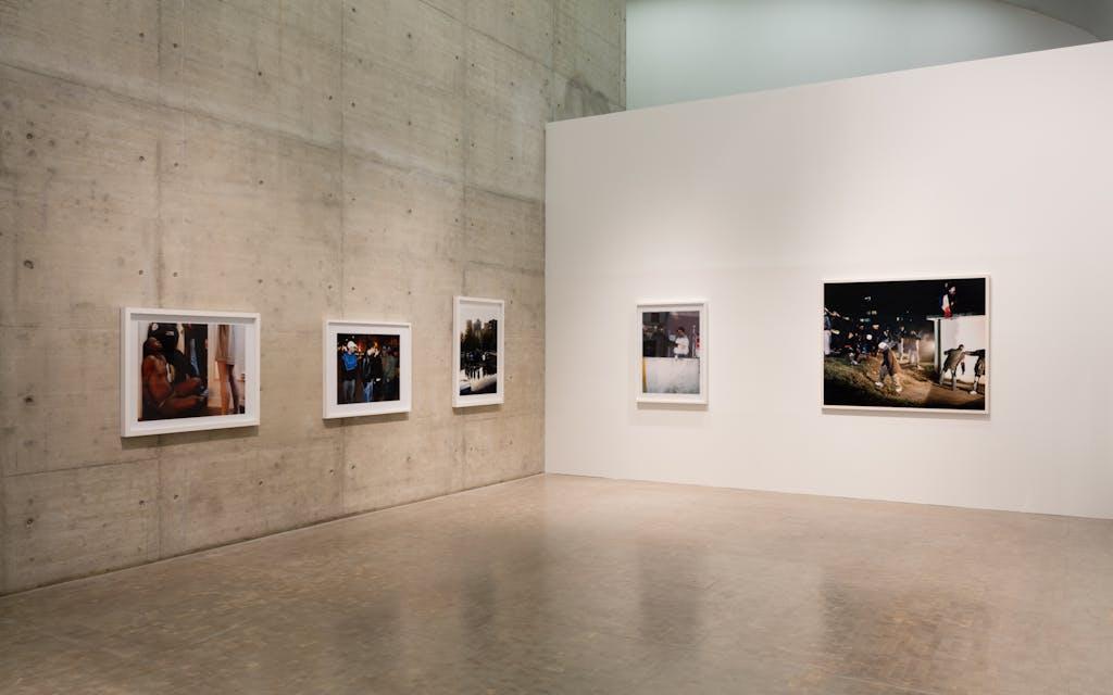 Exhibition view, Kunsthalle Wien - © kamel mennour