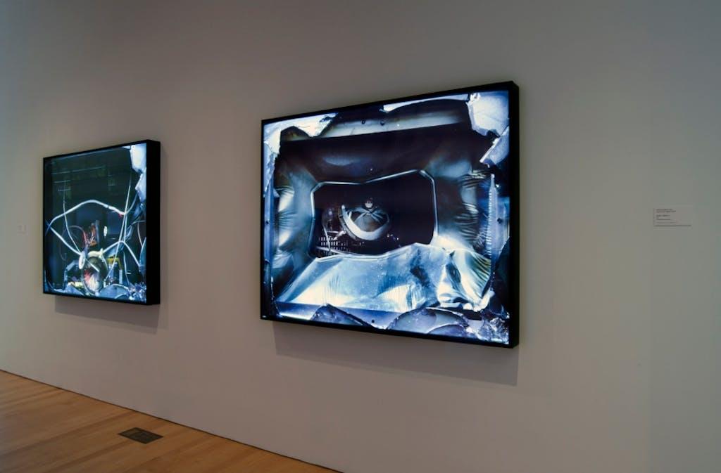 Exhibition view, Philadelphia Museum of Art - © kamel mennour