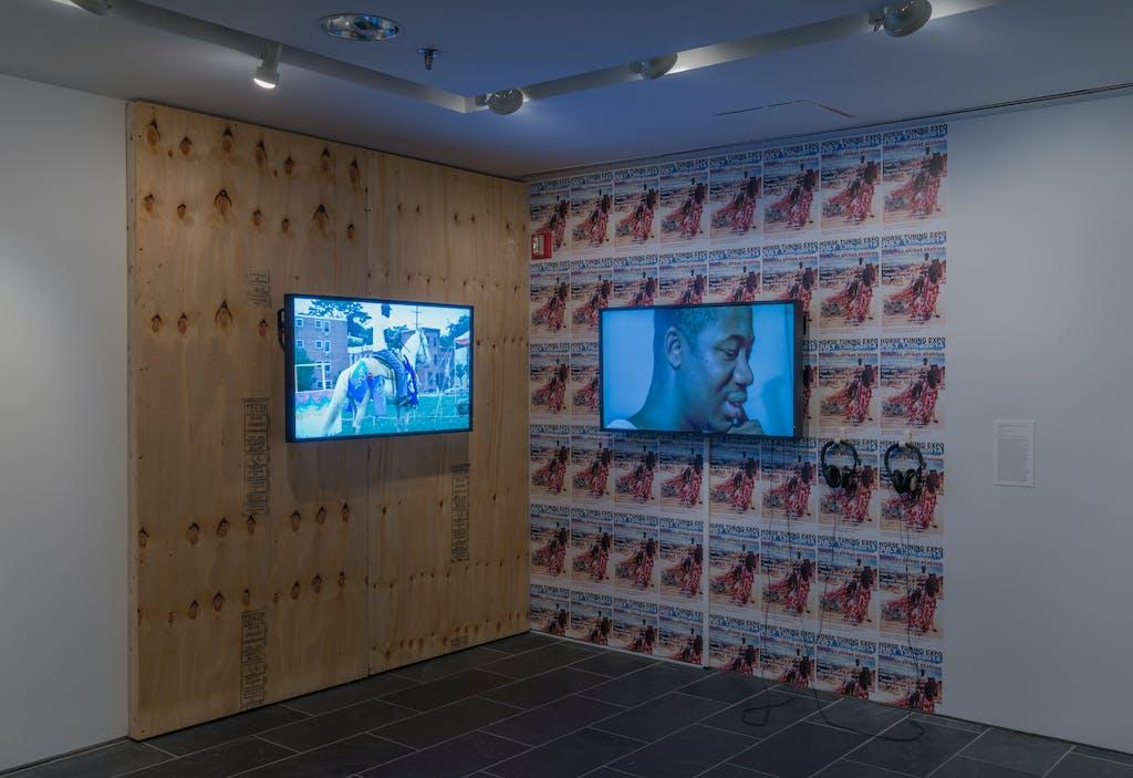 Exhibition view, Studio Museum, New York - © kamel mennour