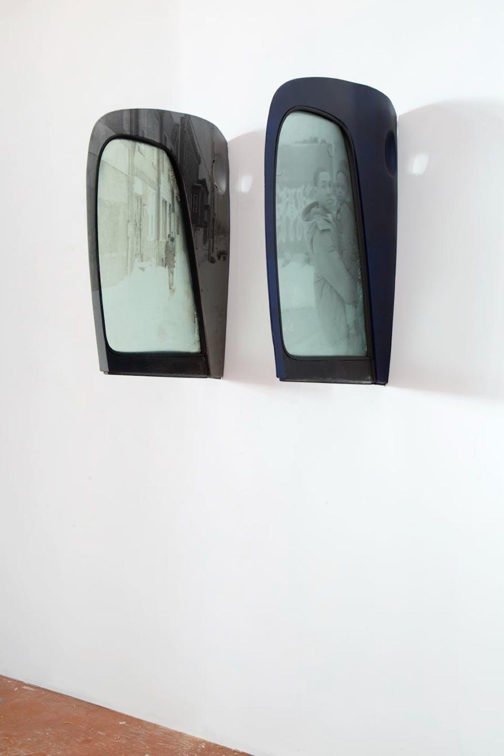 Window 5 (diptyque) - © kamel mennour