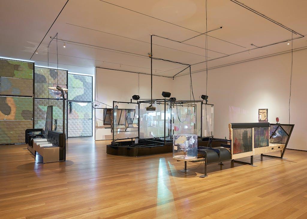Exhibition view, MoMA, New York City - © kamel mennour