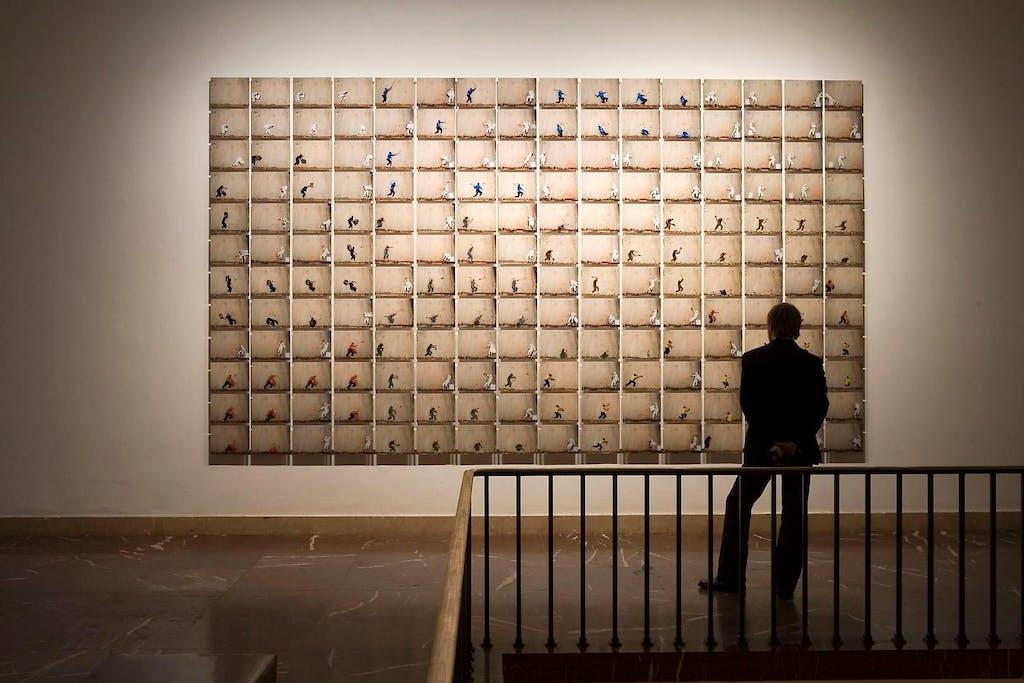 Exhibition view, Haus der Kunst, Munich - © kamel mennour
