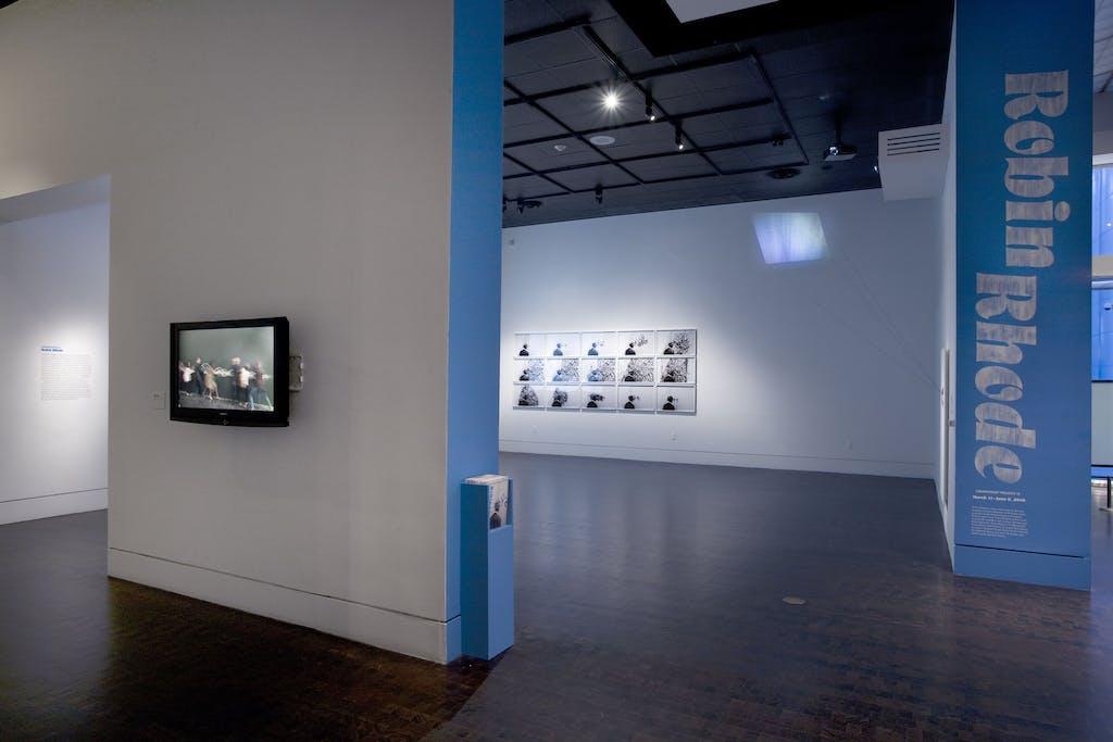 Exhibition View, LACMA, Los Angeles - © kamel mennour