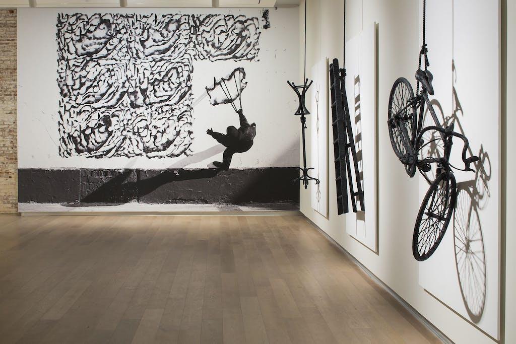 Exhibition view, SCAD Museum of Art, Savannah - © kamel mennour