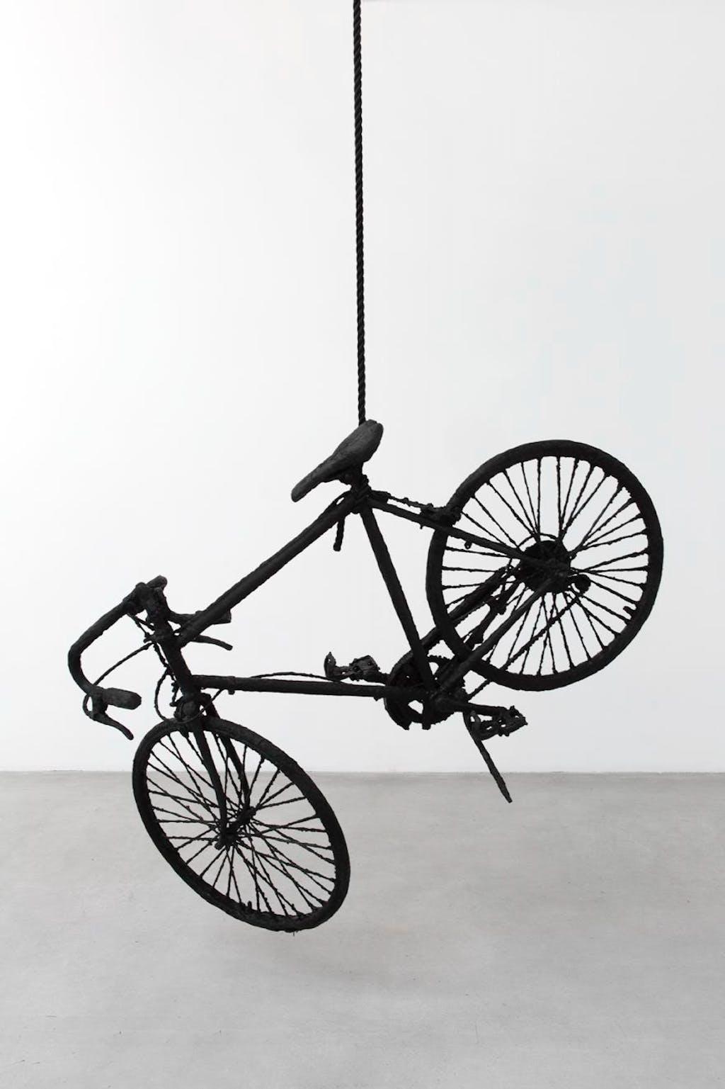 Untitled / Bicycle - © kamel mennour