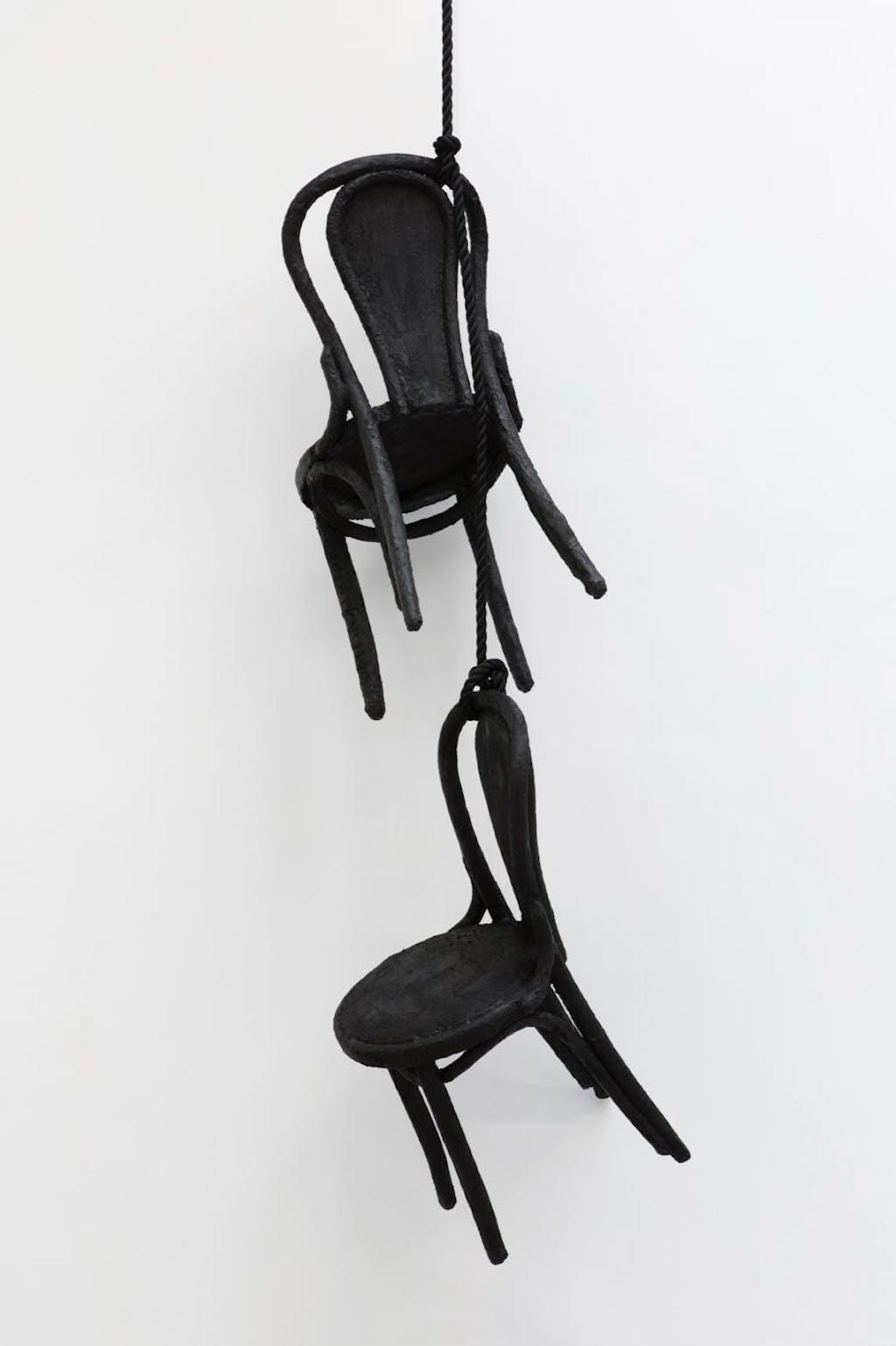 Untitled / Chairs - © kamel mennour