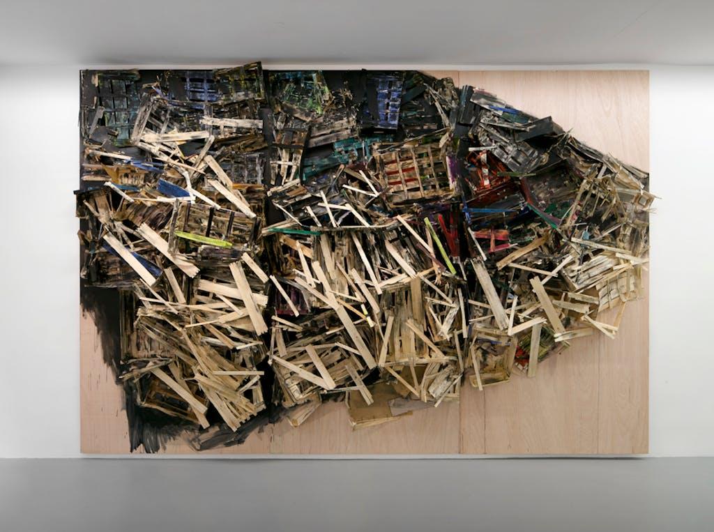 Destruction n°32 - © kamel mennour