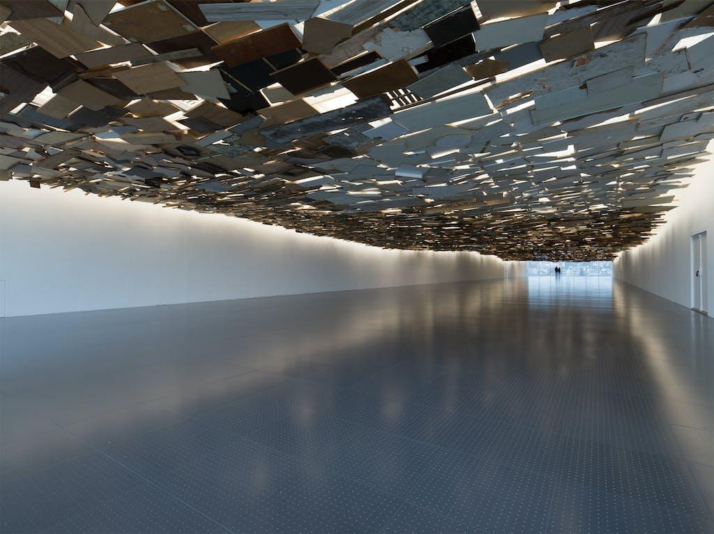 Exhibition view, Centre Pompidou-Metz - © kamel mennour