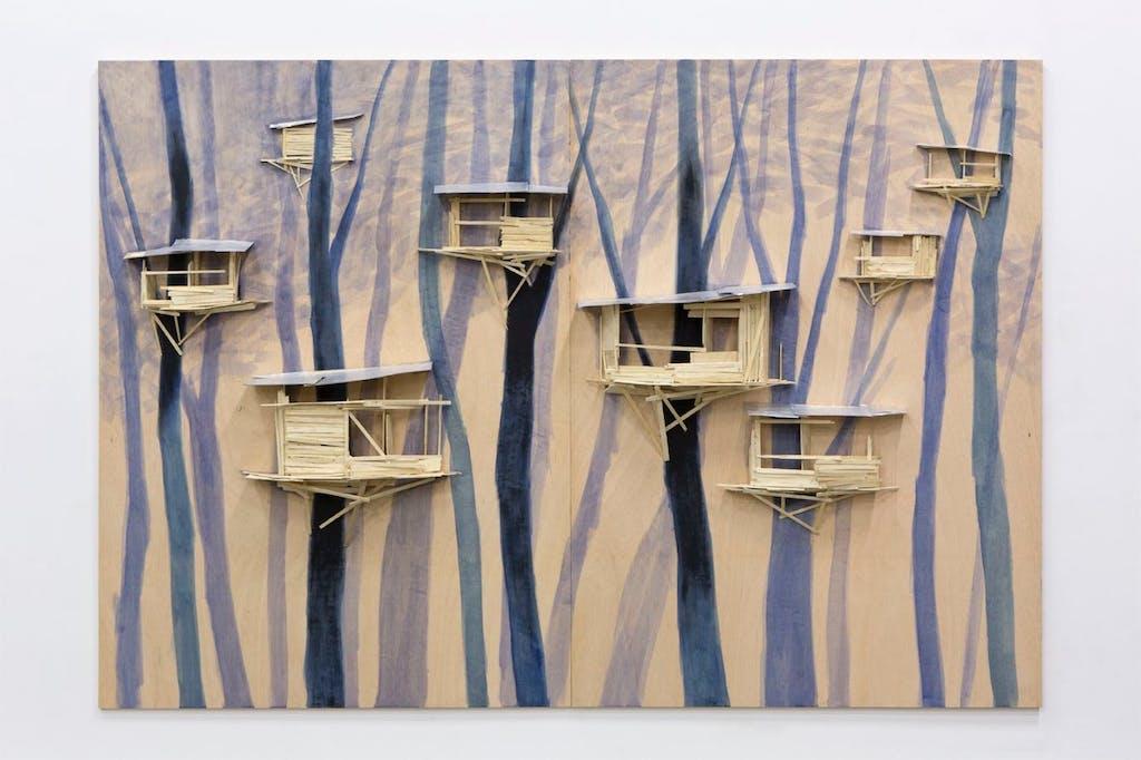 Tree Hut Brugge n°20 - © kamel mennour