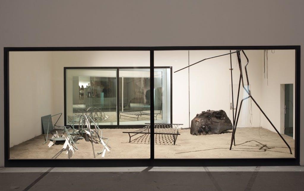 Exhibition view, 52nd Venice Biennale - © kamel mennour