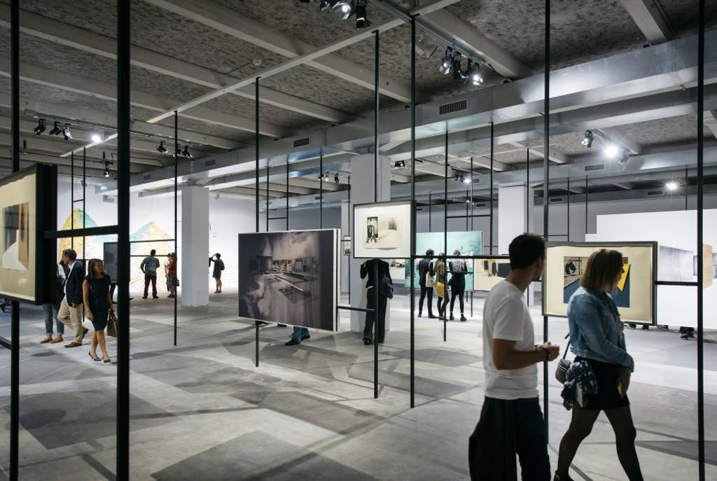 Exhibition view, Lyon Biennial - © kamel mennour