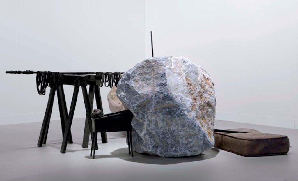 Rock - © kamel mennour