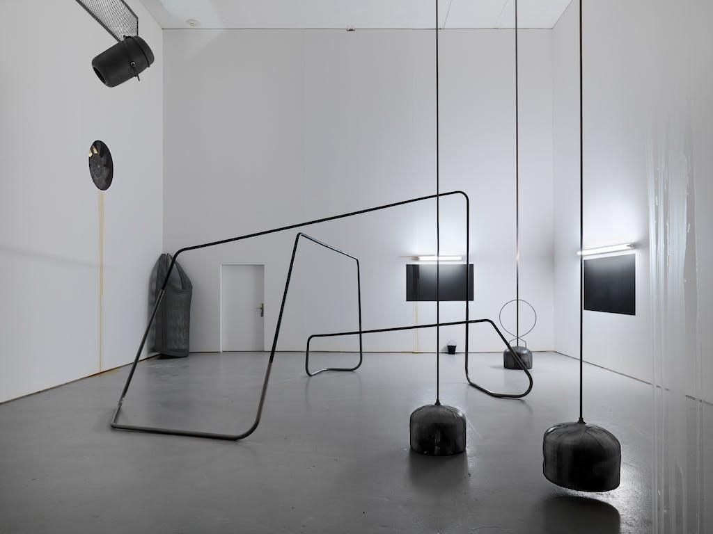 Exhibition view, Migros Museum of Contemporary Art, Zurich - © kamel mennour