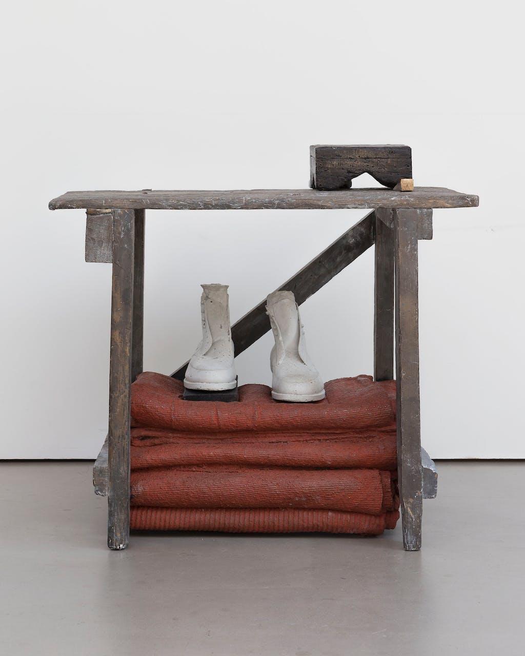 Notes on sculptures, September 15th, « Peter », 2016 - © kamel mennour