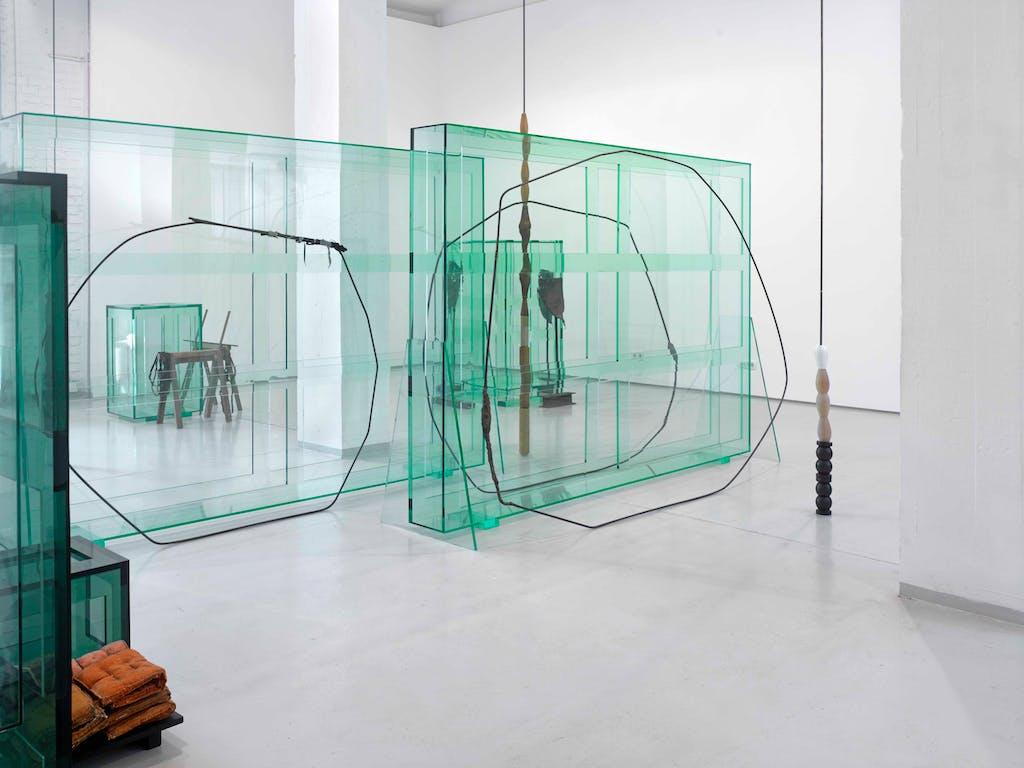 Exhibition view, Arthena Foundation, Düsseldorf - © kamel mennour