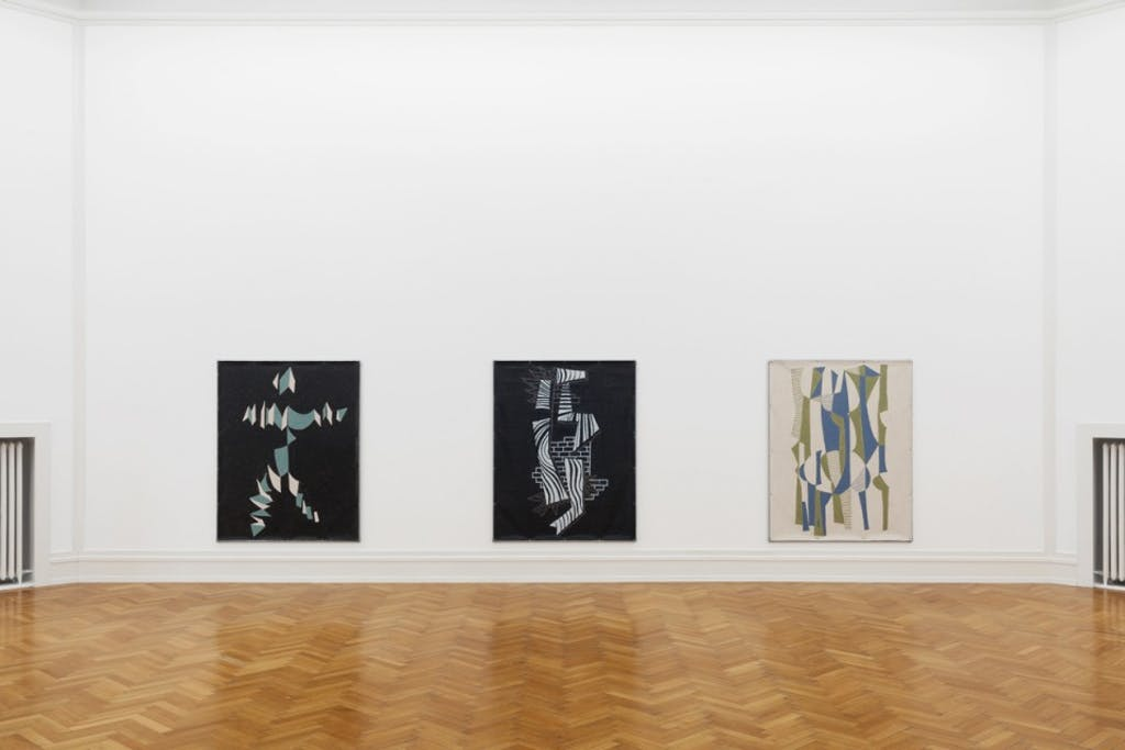 Exhibition view, Kunsthalle Bern - © kamel mennour