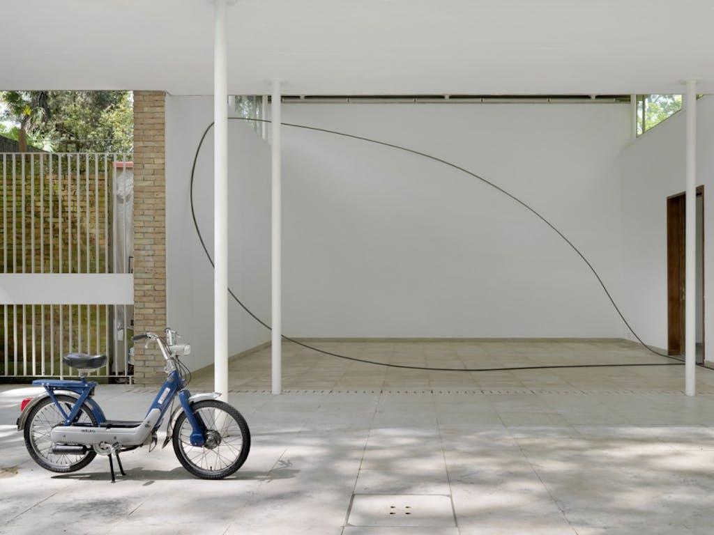 Exhibition view, Swiss Pavilion, 55th Venice Biennale - © kamel mennour