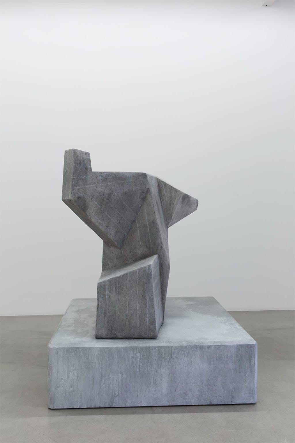 The great object (after André Gigon) - © kamel mennour