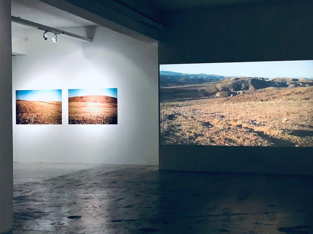 Exhibition view, Beirut Art Center, 2018 - © kamel mennour