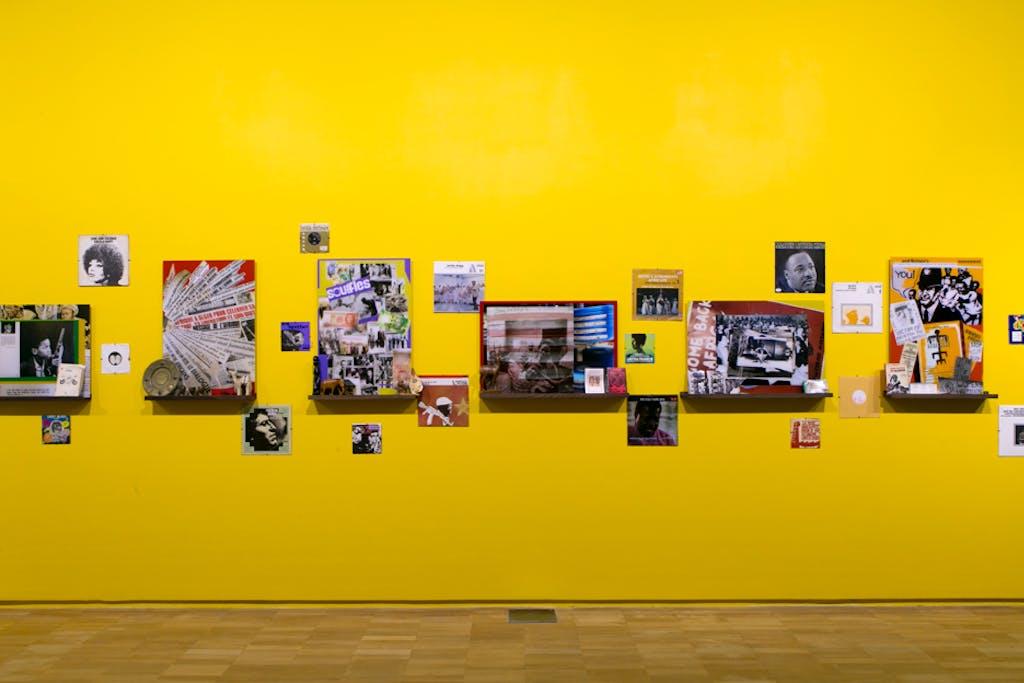 Exhibition view, Jeu de Paume, Paris - © kamel mennour