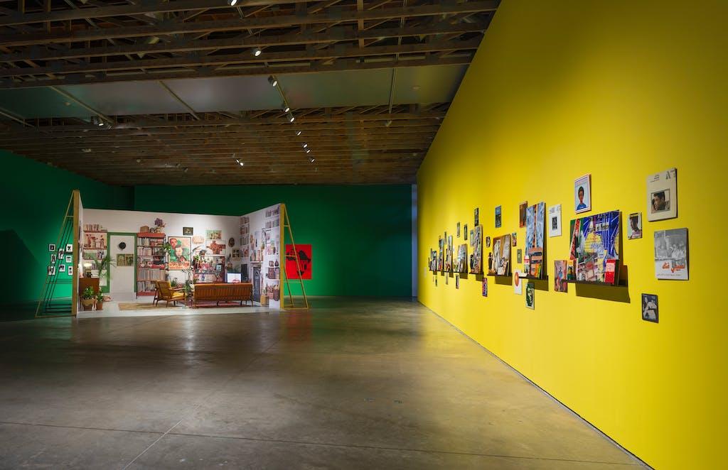 Exhibition view, Scottsdale Museum of Contemporary Art - © kamel mennour