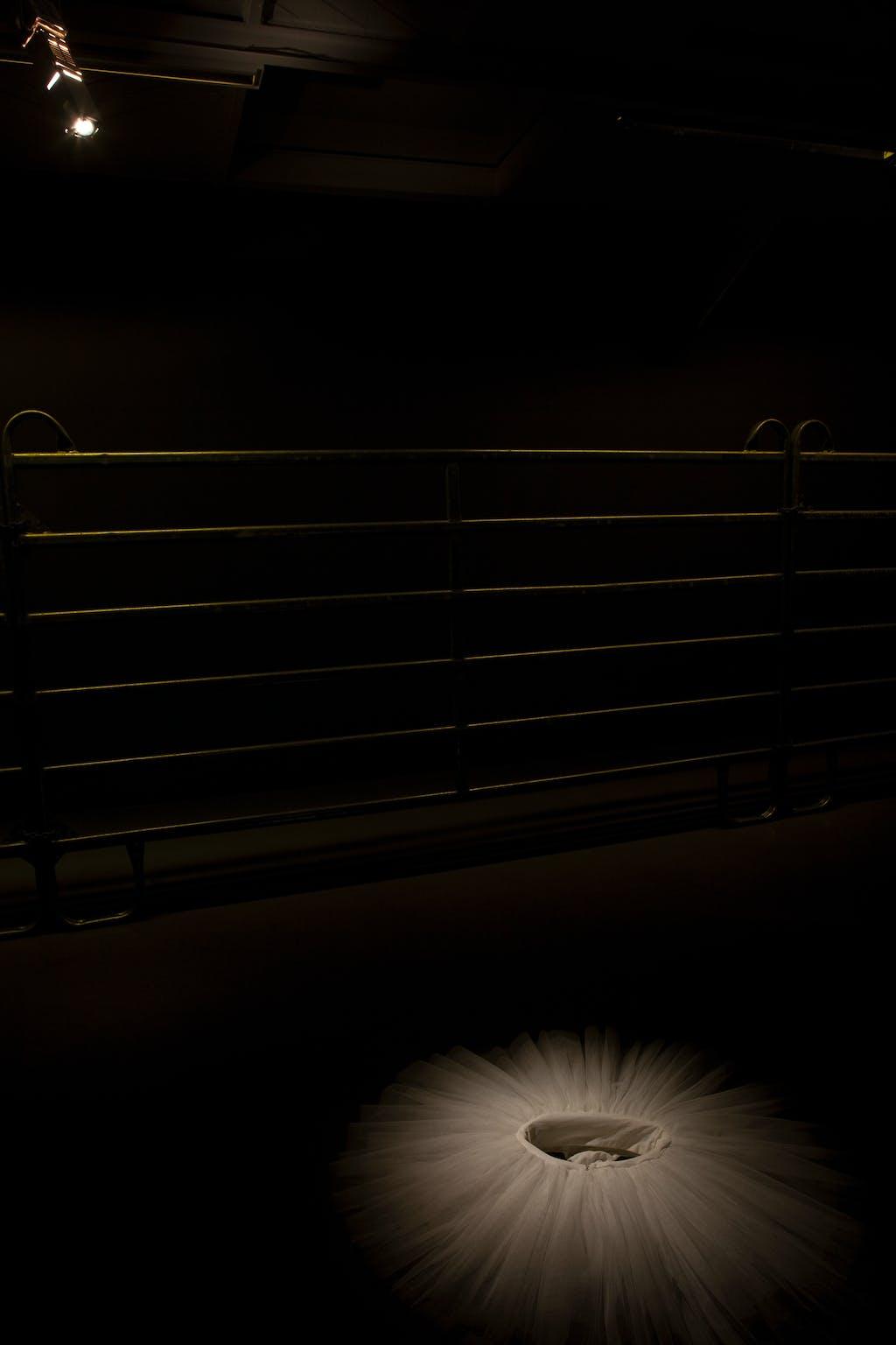 Basse tension - © kamel mennour