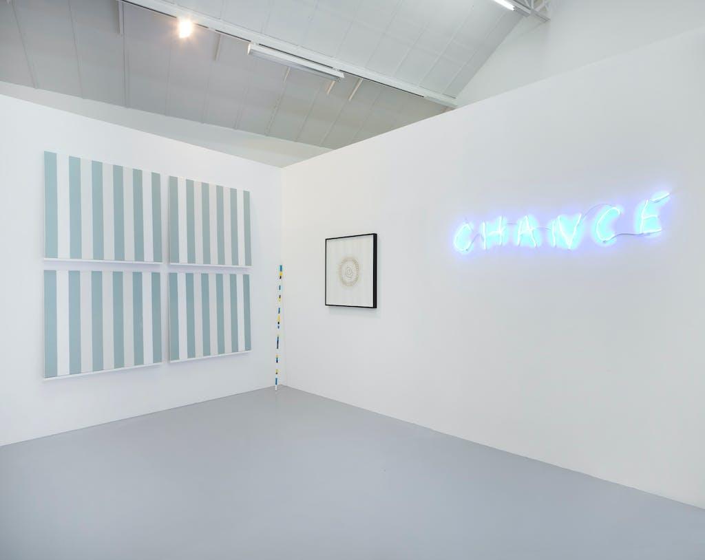 FIAC in the galleries - Booth 6PDL - © kamel mennour