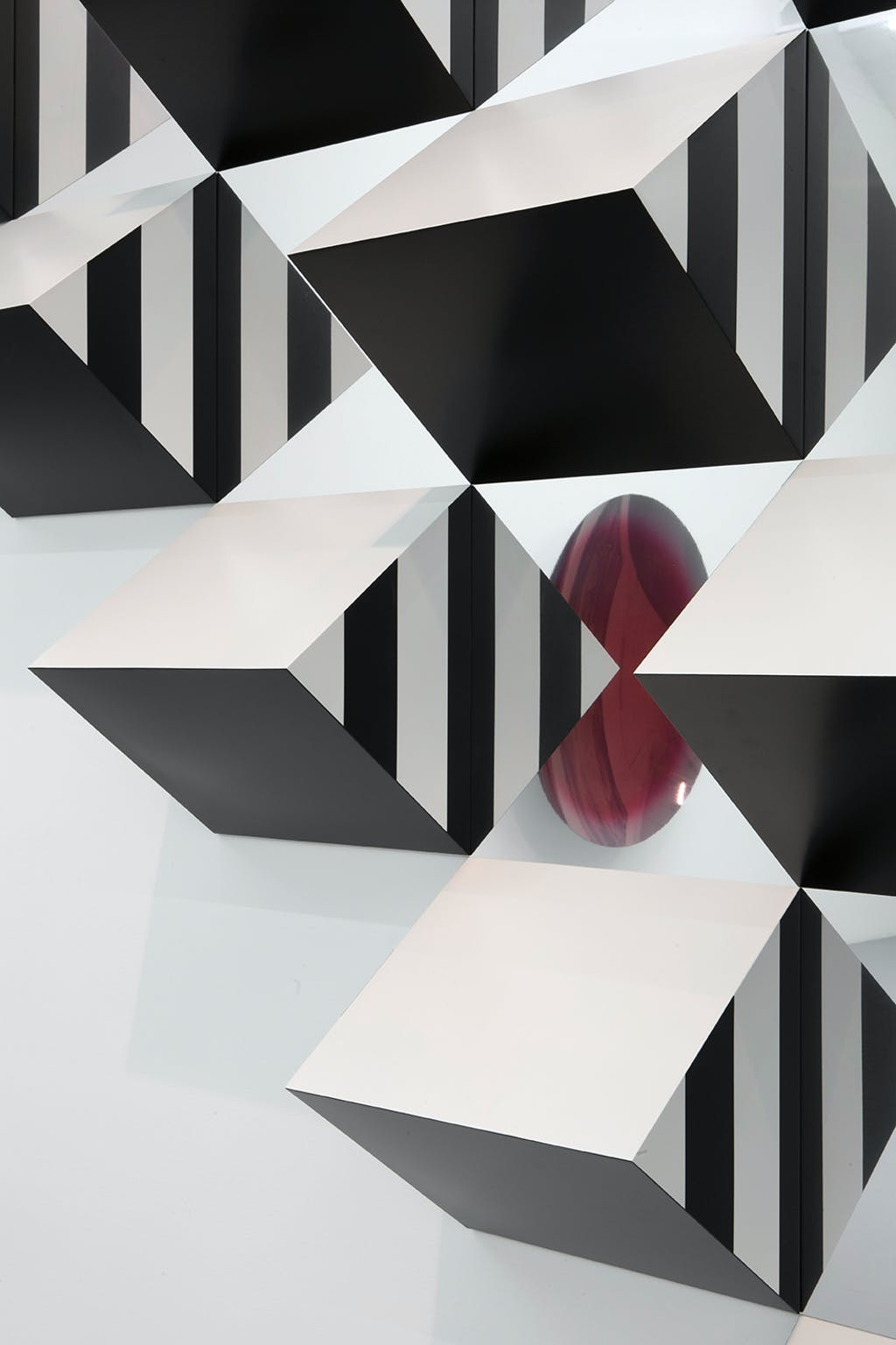 Landscape of geometry - © kamel mennour