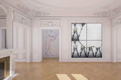 Le Modern Style - © kamel mennour