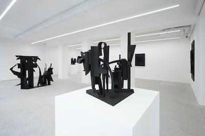 Solo exhibition - © kamel mennour